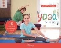 Couverture du livre Le yoga des enfants