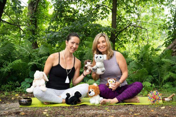 Professeures de yoga pour le milieu scolaire